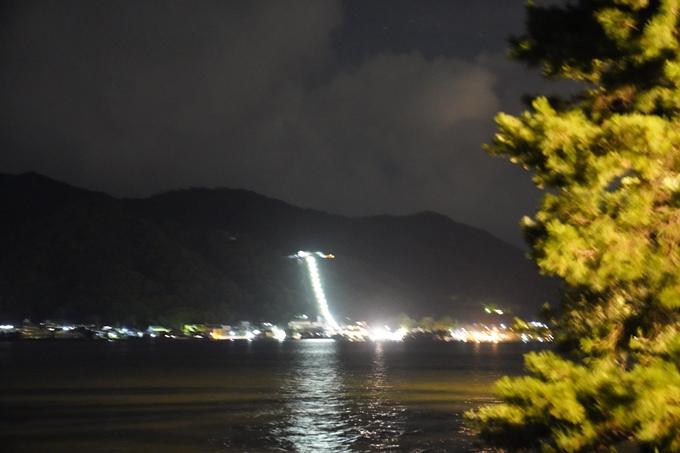 光のアトリエ_2021_天橋立砂浜ライトアップ No34